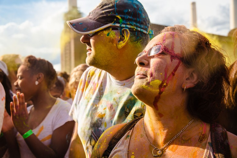 Holi Colour festival 2013 London-14