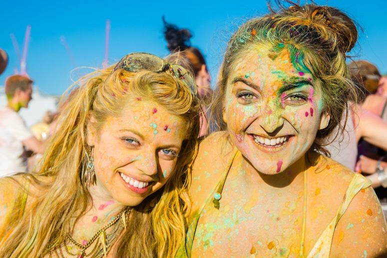 Holi Colour festival 2013 London-23