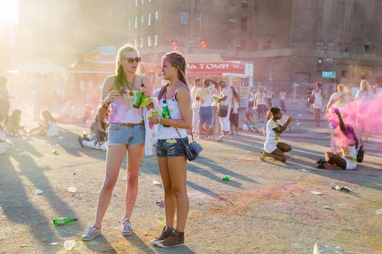 Holi Colour festival 2013 London-28